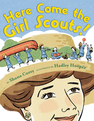 Here Come the Girl Scouts! Cover