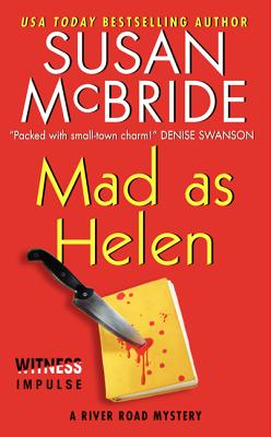 Mad as Helen Cover