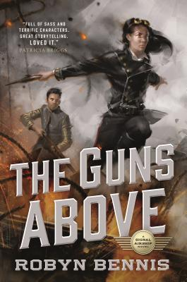 Cover for The Guns Above