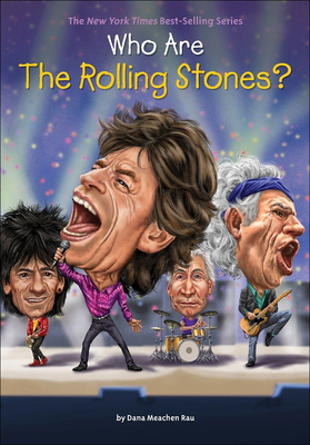 Cover for Who Are the Rolling Stones?