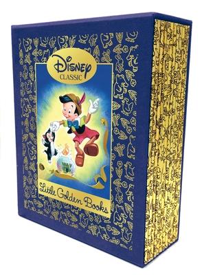 12 Beloved Disney Classic Little Golden Books cover image