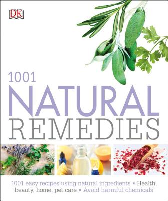 1001 Natural Remedies Cover Image