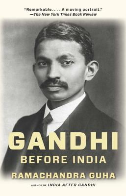 Gandhi Before India Cover Image