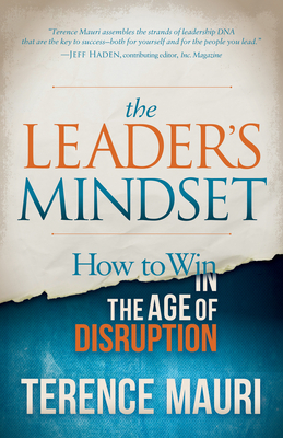 The Leader's Mindset Cover