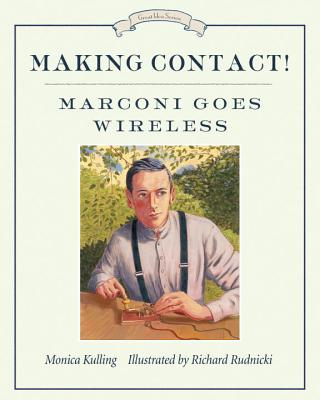 Making Contact! Cover