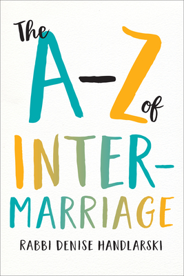 The A-Z of Intermarriage Cover Image