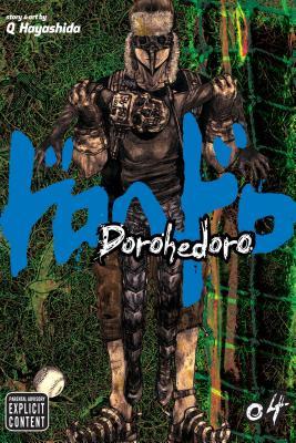 Dorohedoro, Vol. 4 Cover Image