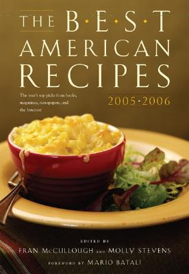 The Best American Recipes 2005-2006 Cover