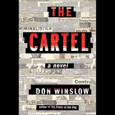The Cartel Lib/E Cover Image