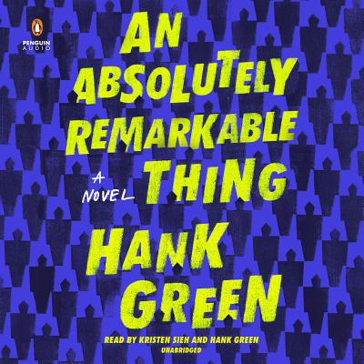 An Absolutely Remarkable Thing: A Novel Cover Image