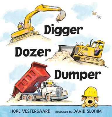 Cover for Digger, Dozer, Dumper