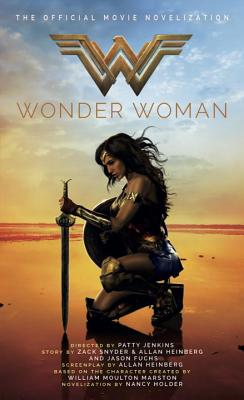 Wonder Woman: The Official Movie Novelization Cover Image