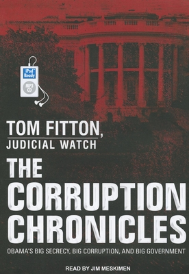 The Corruption Chronicles Cover