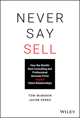 Cover for Never Say Sell