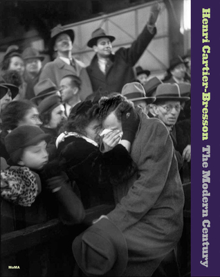 Henri Cartier-Bresson: The Modern Century Cover Image