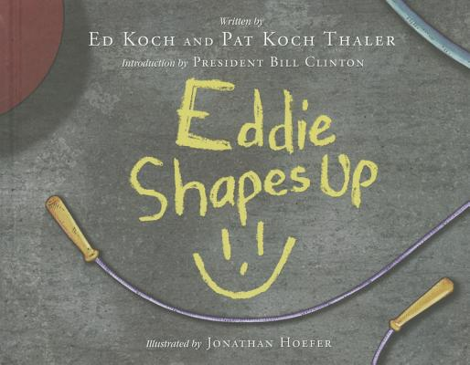 Eddie Shapes Up Cover