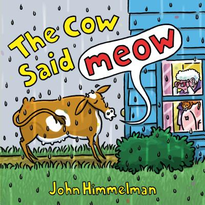 The Cow Said Meow Cover Image