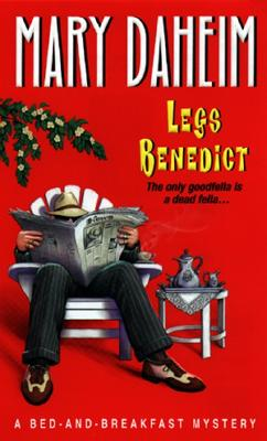 Legs Benedict:: A Bed-And-Breakfast Mystery Cover Image