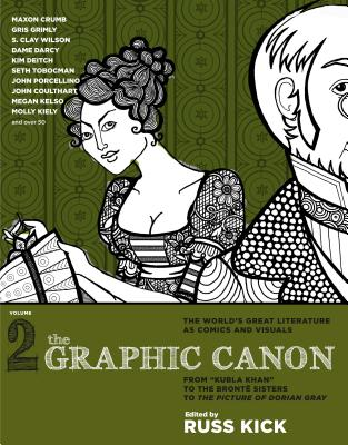 The Graphic Canon, Volume 2 Cover