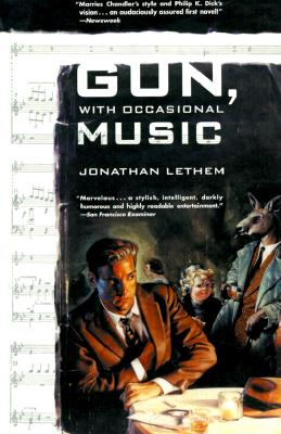 Cover for Gun, With Occasional Music