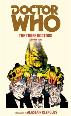 Doctor Who: The Three Doctors Cover Image