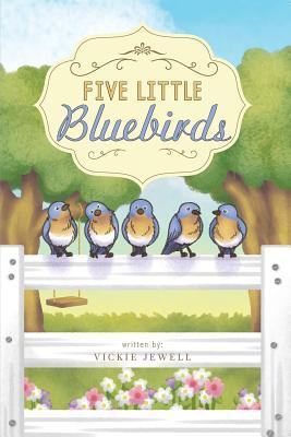 Five Little Bluebirds Cover Image