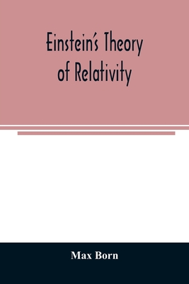 Einstein's theory of relativity Cover Image