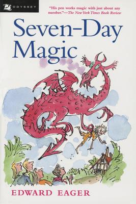 Seven-Day Magic Cover