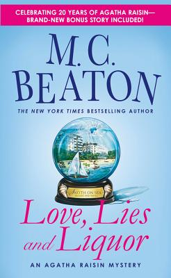 Cover for Love, Lies and Liquor