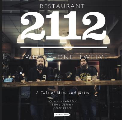 Restaurant 2112 - A Tale of Meat and Metal Cover Image