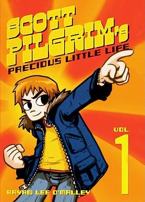Scott Pilgrim's Precious Little Life Cover