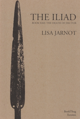 The Iliad Book XXII: The Death of Hector Cover Image
