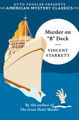 """Cover for Murder on """"B"""" Deck"""