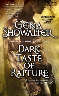Dark Taste of Rapture Cover