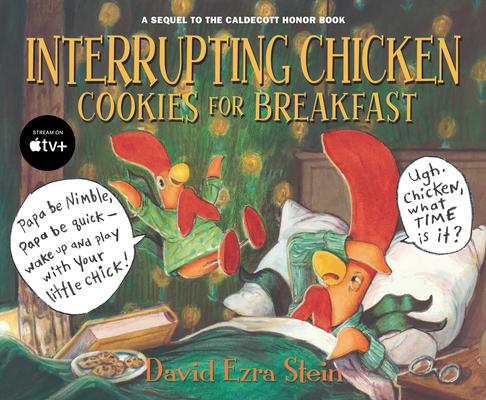 Interrupting Chicken: Cookies for Breakfast Cover Image