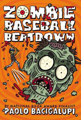 Zombie Baseball Beatdown Cover