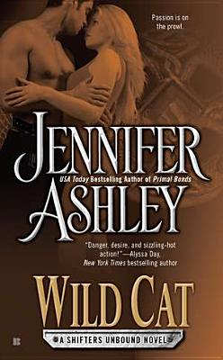 Wild Cat (A Shifters Unbound Novel #3) Cover Image