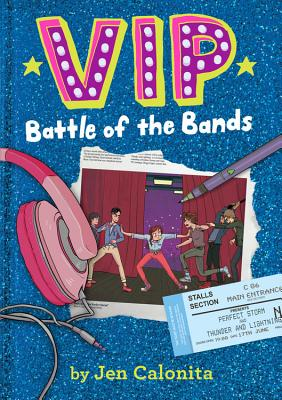 VIP: Battle of the Bands Cover Image