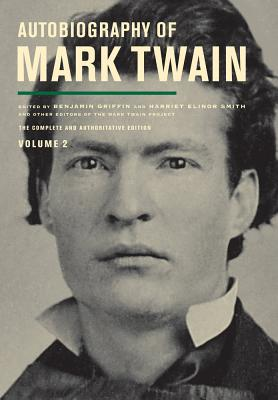 Autobiography of Mark Twain, Volume 2 Cover