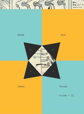 Black Jack, Volume 11 Cover