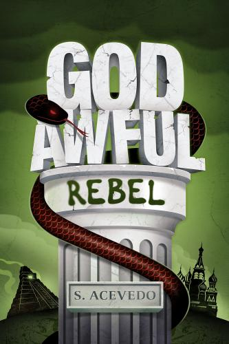Cover for God Awful Rebel