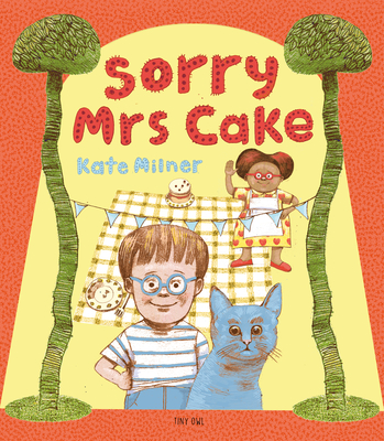 Cover for Sorry, Mrs. Cake!