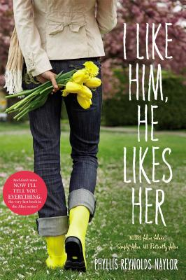I Like Him, He Likes Her: Alice Alone; Simply Alice; Patiently Alice Cover Image