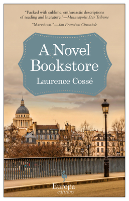 A Novel Bookstore Cover Image