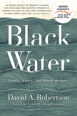 Black Water: Family, Legacy, and Blood Memory Cover Image