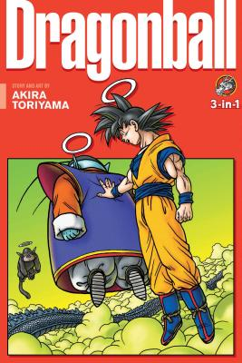 Dragon Ball (3-in-1 Edition), Vol. 12 cover image