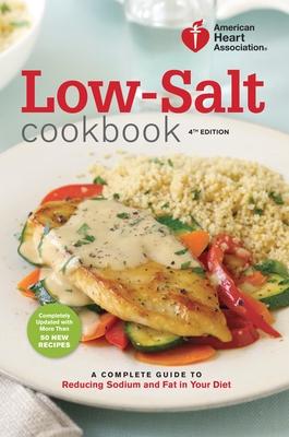 Low-Salt Cookbook Cover