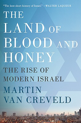 The Land of Blood and Honey Cover