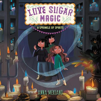 Love Sugar Magic: A Sprinkle of Spirits cover