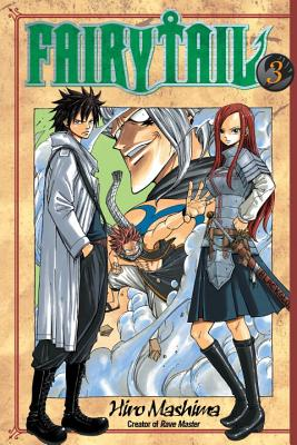 Fairy Tail V03 Cover